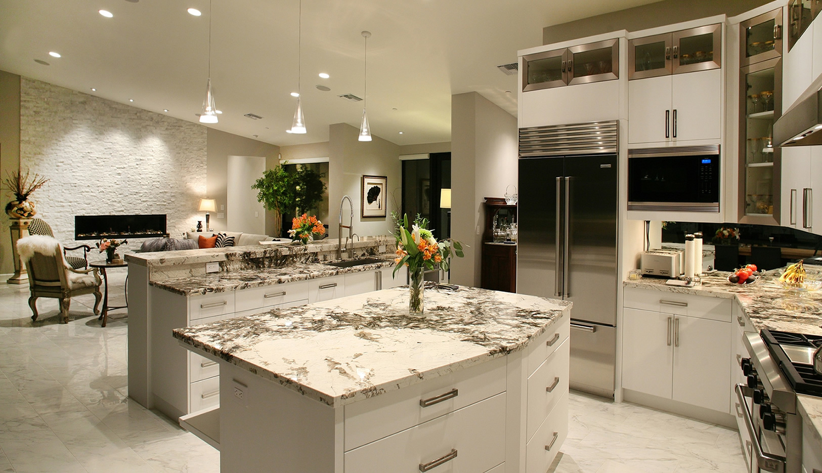 Schwab Kitchen LR